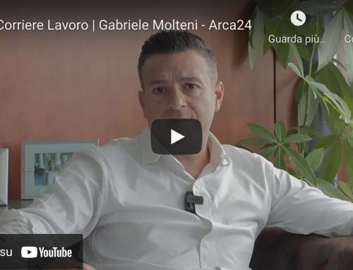 Corriere Lavoro | Gabriele Molteni – Arca24