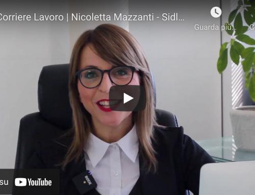 Corriere Lavoro | Nicoletta Mazzanti – Sidler SA