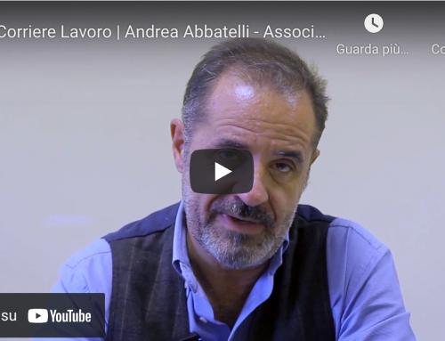 Corriere Lavoro | Andrea Abbatelli – Associazione HR Ticino