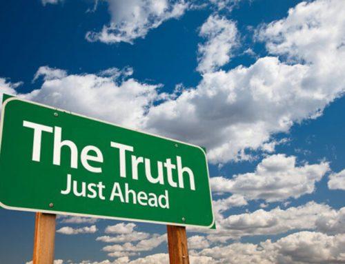 La verità paga sempre (attraverso la giusta comunicazione)